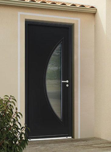 Porte d'entrée Acier ALLIUM Classic GIMM Menuiserie