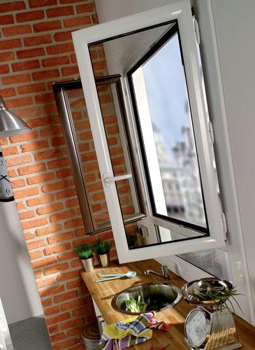 Fenêtre Aluminium tempo Frappe GIMM Menuiserie