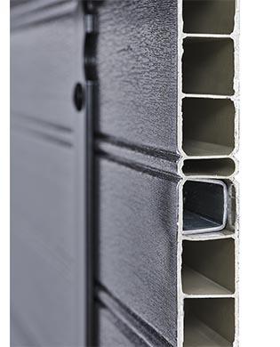 Renfort métallique Volet PVC Sérénis² - GIMM Menuiseries