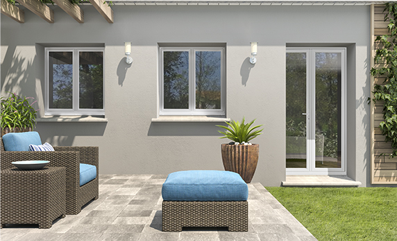 fenêtre PVC Maxitherm²- GIMM Menuiseries