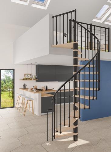 Escaliers Helicoïdaux